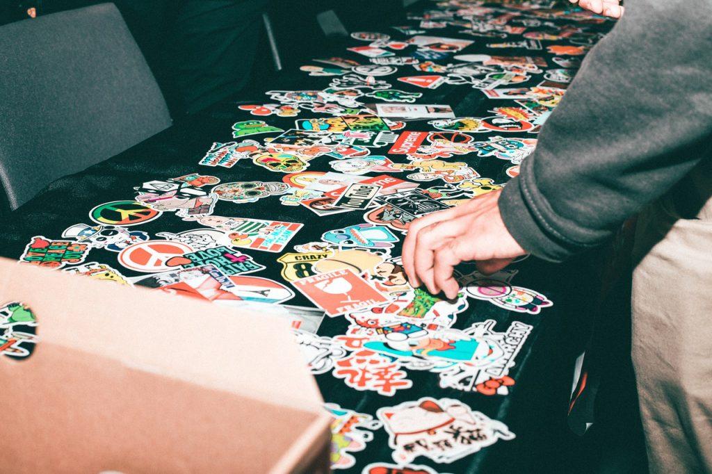 stickers kopen